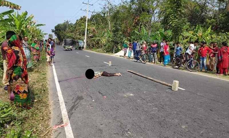 Children and workers killed in separate traffic accidents in