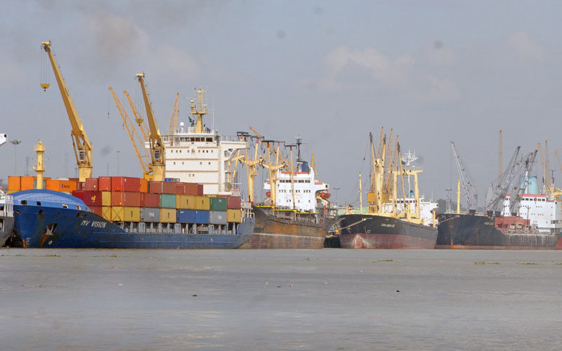 Chittagong port has been added to the list of three million port